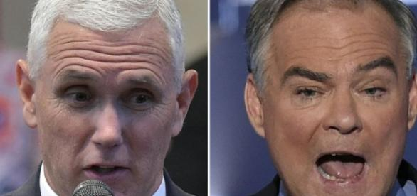 Nice guys Kaine and Pence square off in VP debate... - yahoo.com