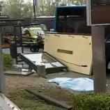 Autoridades investigam as causas do trágico acidente