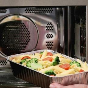 Essen aus der Mikrowelle- kann das gesund sein?