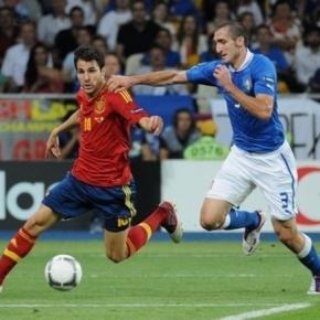 Itália e Espanha reencontram-se após o Euro 2016