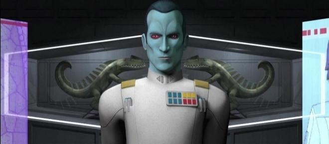 Großadmiral Thrawn kehrt in Star Wars Rebels zurück