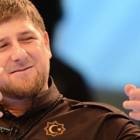 """Mit Russland ist nicht zu spaßen!"""" - Tschetschenen-Chef Kadyrow. Foto: sputniknews.com"""