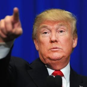 O candidato marcou a campanha por várias declarações polémicas