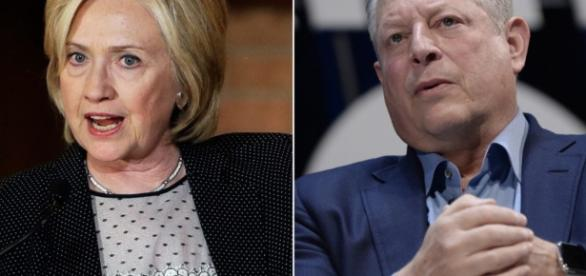 Release The Chakra! Hillary Campaign In Talks To Bring Al Gore To ... - weaselzippers.us