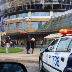 O femeie a fost decapitată de către un adolescent într-un mall din Minsk - Foto: TWITTER/@MC_MAXIM
