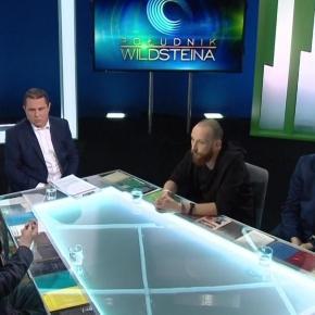 """""""Południk Wildsteina"""" ogląda niewielu widzów. Fot. press.pl"""