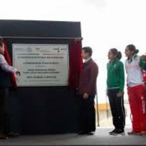 El Presidente Enrique Peña Nieto y El Gobernador de EDOMEX Eruviel Avila