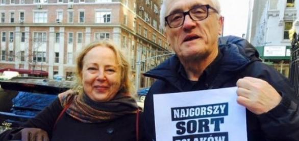 Gross szkaluje Polaków w izraelskiej gazecie