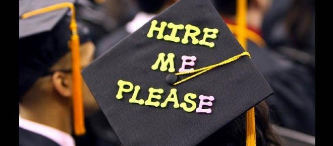 Difficulties of finding employment after graduation
