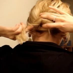 Aprenda a fazer penteados simples e bonitos