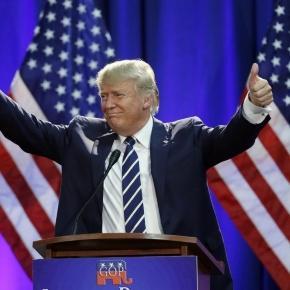 Donald Trump, noul președinte al SUA