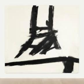 """Elizabeth"" by Franz Kline sothebys.... creative commons"