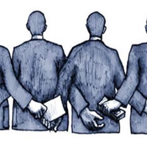 Image illustrant la corruption...