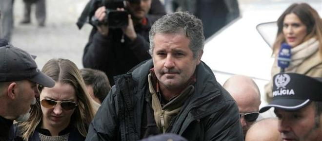 Pedro Dias, o alegado homicida de Aguiar da Beira, fica em prisão preventiva