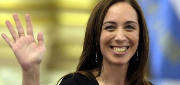 Vidal la primera gobernadora mujer de la provincia de Buenos Aires