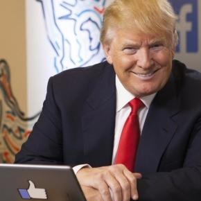 There's Something Odd About Donald Trump's Facebook Page - Vocativ - vocativ.com