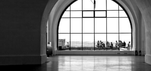 leerer Raum Foto & Bild | Spezial, Monochrome Fine Art, Fotokunst ... - fotocommunity.de