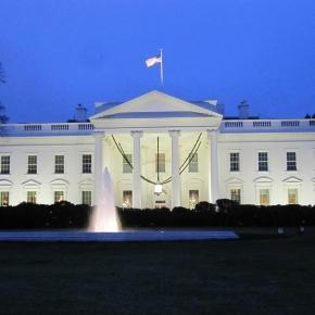 The White House, Washington, D.C. courtesy Tom Lohdan, Creative Commons, Flickr