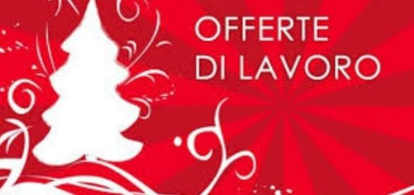 Lavoro, Natale 2016: assunzioni in varie sedi d'Italia