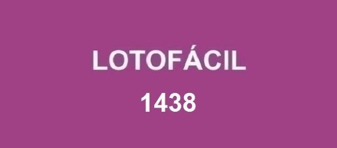 Resultado da Lotofácil 1438: confira os números