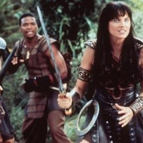 Xena a princesa guerreira, e participação em hercules.
