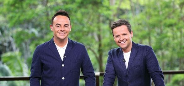 Ant and Dec sign new deal with ITV (photo: hellomagazine.com)