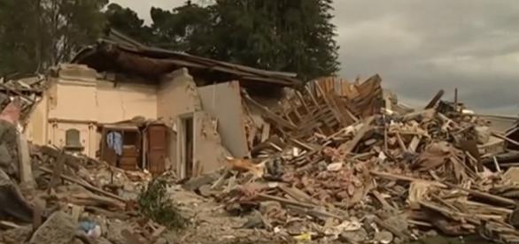 VIDEO / FOTO: Imaginea DEZASTRULUI după CUTREMURUL de 7,8 grade din Noua Zeelandă