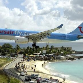 Os 07 aeroportos mais perigosos do mundo