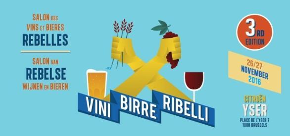A novembre a Bruxelles la terza edizione di Vini, Birre, Ribelli ... - lestradedellabirra.com