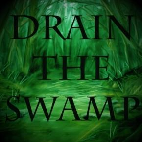 Who will drain the swamp? *NOTE artwork rendered by author, Samuel Earl Di Gangi