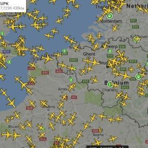 Der Flugverkehr soll sich in den nächsten Jahren verdoppeln