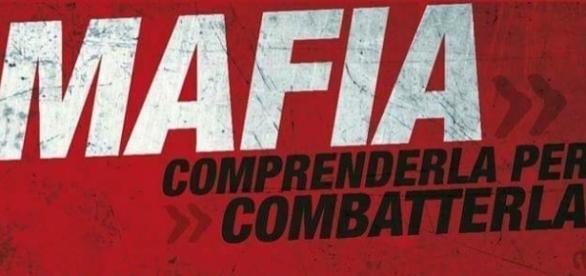 Manifesto iniziativa antimafia in programma al teatro Fara Nume di Ostia
