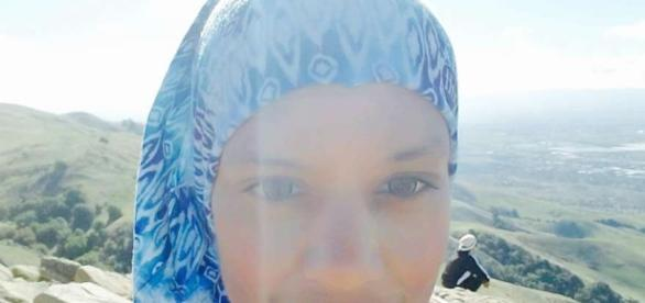 Woman wearing scarf to protect from sun during hike targeted in apparent hate crime. SFGate - sfgate.com