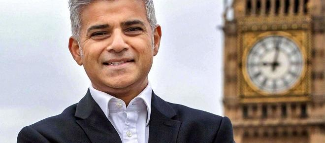 Sadiq Khan 'Considers' Visa to Work in London after Brexit