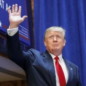 Présidentielle américaine : Donald Trump rêve d'un mur avec le ... - sudouest.fr