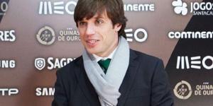 João Benedito perfila-se como potencial candidato à presidência do Sporting