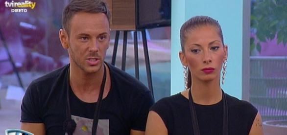 Cláudio e Rita Rosendo separaram-se.