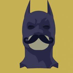Batman supports Movember, do you?