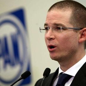 Ricardo Anaya presidente nacional del PAN