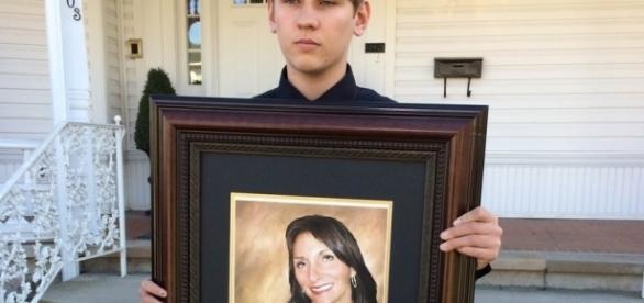 El este fiul femeii ucise de iubit