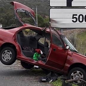 Despiste ocorreu ao quilómetro 688 do IC1 no concelho de Ourique