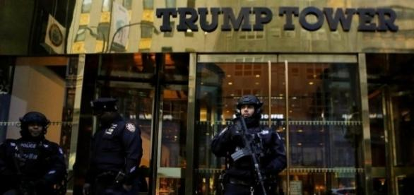 Donald Trump may make Trump Tower Manhatan's White House? - Photo: Blasting News Library. - bostonglobe.com