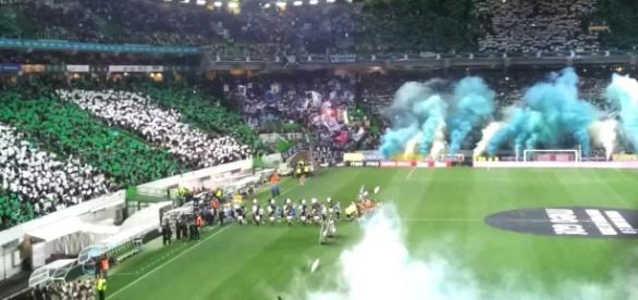 O Estádio José Alvalade vai encher para a receção ao campeão europeu