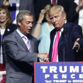 Nigel Farage hails 'great honour' as he becomes first UK ... - politicshome.com