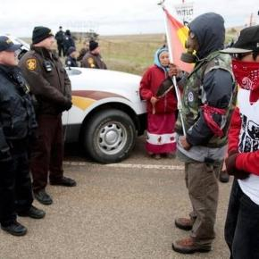 Sheriff Removes Deputies Who Were Sent to Police Dakota Access ... - democracynow.org