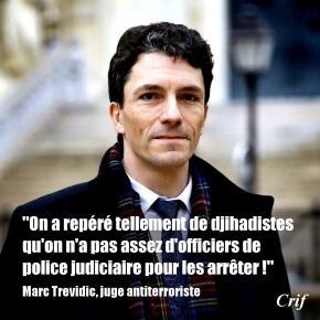 Tous les acteurs de la lutte ainti-terrosisme planchent ce mercredi à Paris, afin d'adapter l'arsenal législatif au terrosrisme à venir