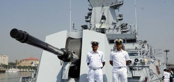 INS Kochi, largest India-made warship, commissioned | Weekly Times ... - weeklytimesofindia.com