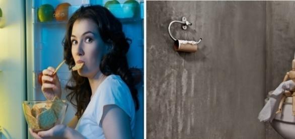 Você terá que abandonar alguns hábitos quando for viver com alguém.