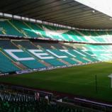 O Celtic Park é o palco do jogo da Champions League entre o Celtic e o Barcelona.