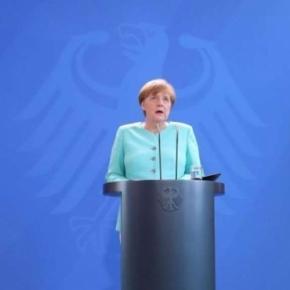 Merkel: EU braucht keine neuen Verträge   Politik - dasgelbeblatt.de